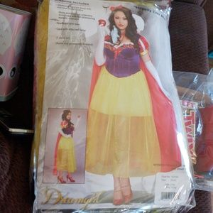 DREAMGIRL HAPPILY EVER AFTER COSTUME
